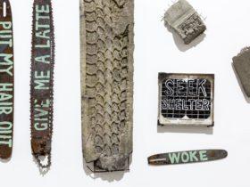 Fiona Lee, Studio installation