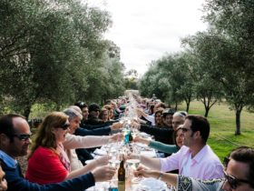 A celebration of artisan food and wine