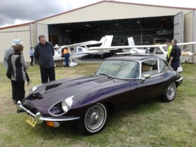 Wings and Wheels Event photo