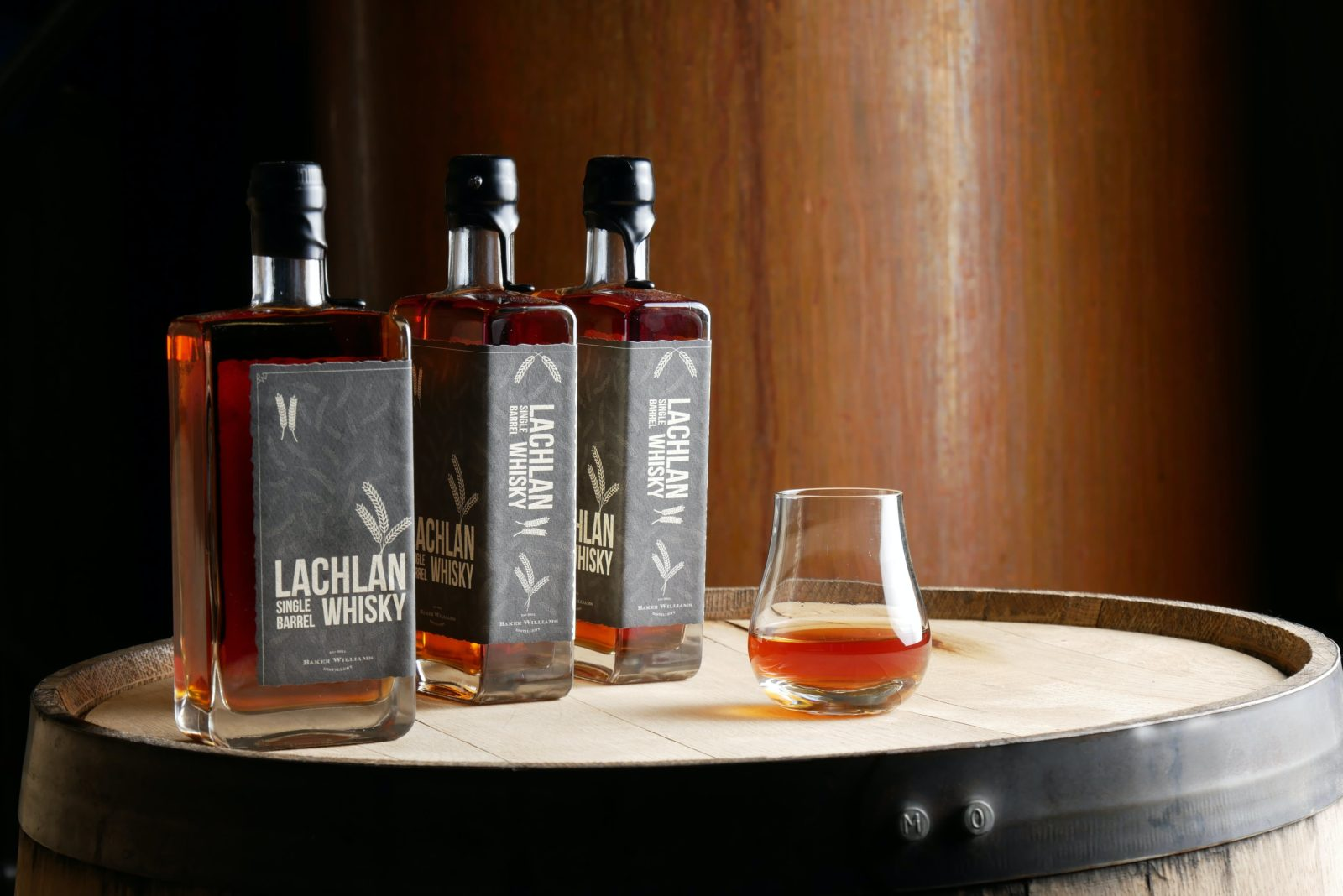 Baker Williams Lachlan Whisky