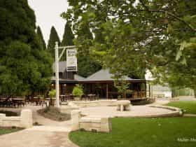 Bendooley Estate Book Barn