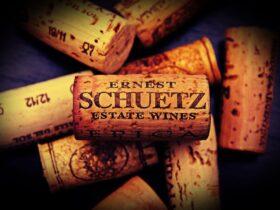 Wine Cork Ernest Schuetz Estate Wines