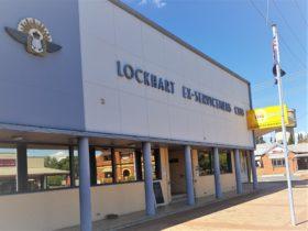 Lockhart Ex-serviceman's club