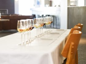Mudgee Wine School learn to taste classes are a a great way to learn the tips and tricks.