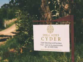 Small Acres Cyder Cellar Door