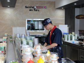 Sushi On Fire Restaurant