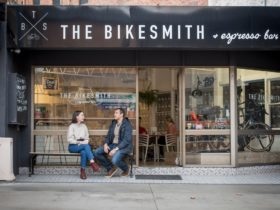 The Bikesmith and Espresso Bar