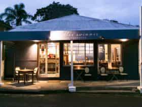 The Blue Swimmer Restaurant