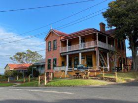 Heritage character pub NSW