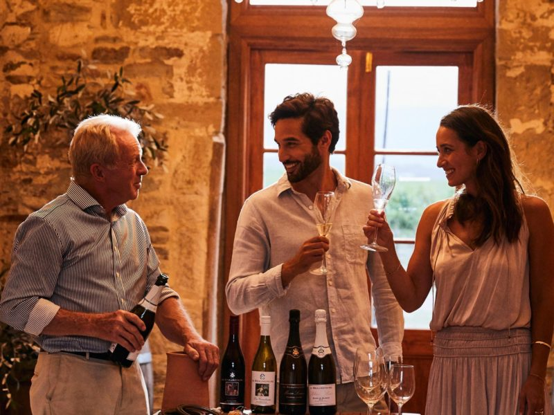 De Beaurepaire Wines, Rylstone: memorable wine experiences