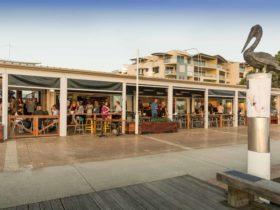 Wharf Bar and Restaurant