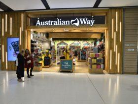 Australian Way - Sydney - Store Front