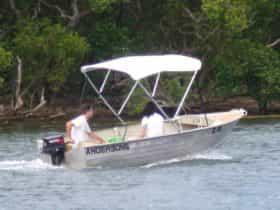14 foot aluminium boats