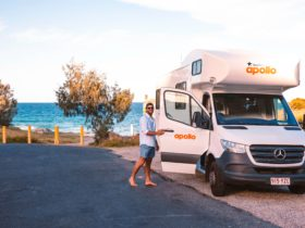 Travelling in NSW with an Apollo 6 berth home on wheels