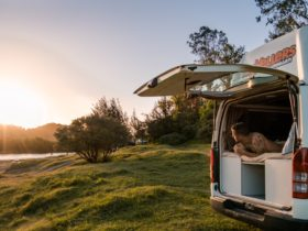 Experience the real Australia during your own self-drive holiday with a campervan!