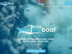 Book My Boat Landing Page