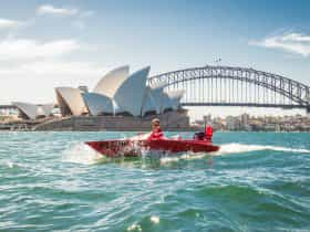 Explore Sydney Harbour