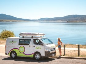 Jucy Australia Car and Campervans – Sydney
