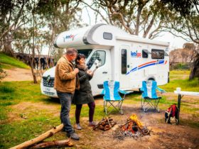 Let's Go Motorhomes - Great for camping