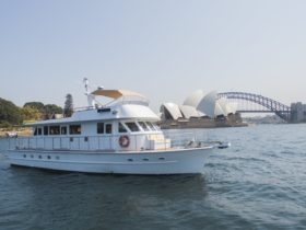 Silver Spirit Sydney boat charters