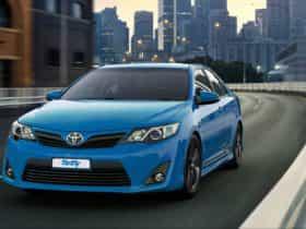 Thrifty Car Rental - Parramatta