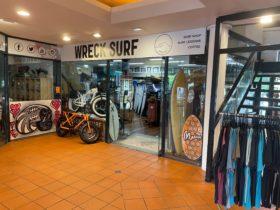 Wreck surf shop byron bay