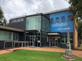Wellington Visitor Information Centre