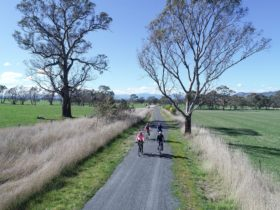 Cycling the Great Victorian Rail Trail