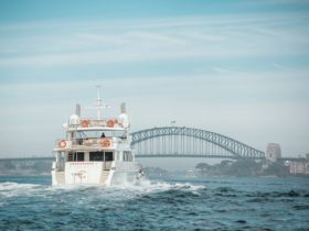 Sydney Harbour Lunch Cruise Boat Tour