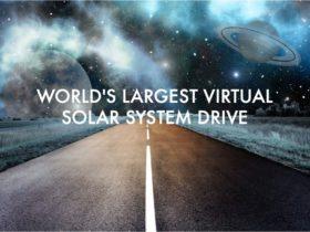 Virtual Solar System App