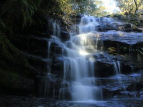 Numerous waterfalls in one location. A must see destination.