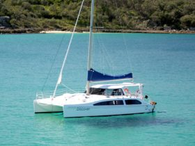 Discover - Private Luxury Yacht Charter - Jervis Bay