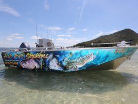 Fish Port Stephens