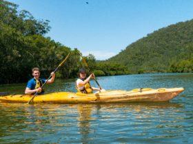 Glenworth Valley Kayaking