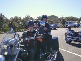 Bald Hill - Just Cruisin' Motorcycle Tours Wollongong