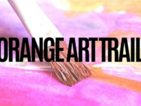 Orange Art Trail
