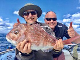 Snapper Fishing Charter