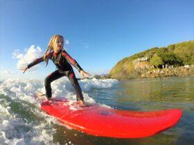 Trent Munro Surf Academy