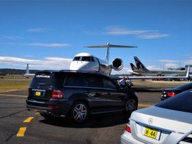 Private Jet Transport