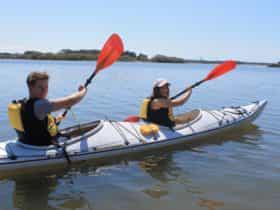 Kayaking the Clarence