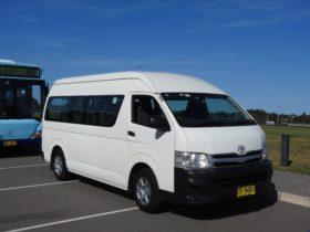 12/14 Seat Toyota Commuter