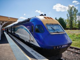 NSW TrainLink XPT train