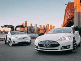 Tesla Harbour Bridge