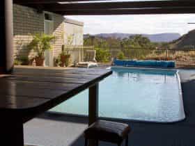 cavenagh lodge pool