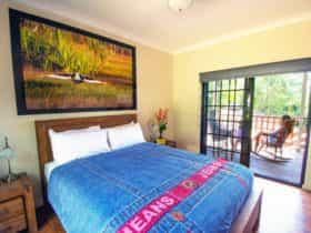 Main Bedroom Ringers Cabin