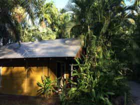 Bungalow exterior - Rum Jungle Bungalows