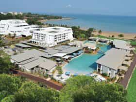 Skycity resort
