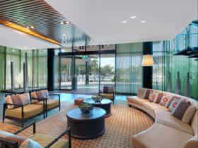 Vibe Hotel Darwin Waterfront Lobby Area