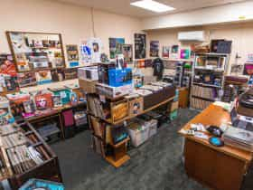 Thousands of titles in store, plus books, CDs, accessories and more