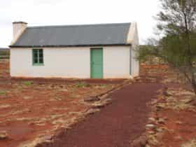 Albert Namatjira's House